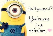 Minions - Despicable Me !!