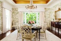 Dining Rooms / www.mccanndesigngroup.com