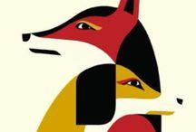 Malika Favre illustrations