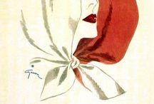 Rene Gruau illustrations