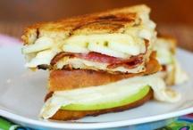 Sandwiches / by Maureen Becker