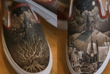Awesome shoe designs / Collection of shoe designs over the internet  / by Maggie Tan Mui Theng