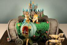 Magical cakes / la pasteleria,delicias de reposteria  / by elda alvarado
