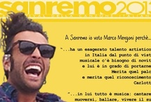 Mengoni a Sanremo / by duedipicche