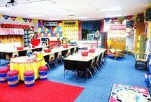 klas inrichting/ classroom set-up  / ideeen om je klas in te richten