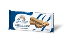 Biscotti Gentilini / The unique recipes that Gentilini Biscotti family has preserved scrupulously are handed down from father to son. These recipes are the same as the ones in 1890 and they are measured out with masterly skill. The authenticity and genuineness that is found in the recipes and production process of the Biscotti Gentilini remained unchained for over a century as did the use of carefully selected Italian ingredients.