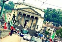 Torino, scatti nella città / La città italiana capoluogo del Piemonte