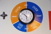 rekenen:klokkijken/ math: telling time