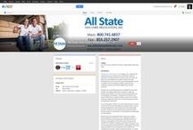 All State Van Lines Relocation Social Sites  / All State Van Lines Relocation Social Sites  / by All State Van Lines Relocation
