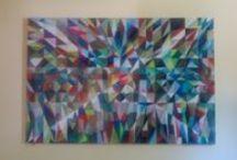 Painting 1 / Il meglio delle pitture di Rudy Massaro / by Rudy Massaro