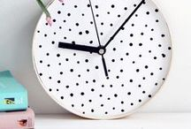 Polka Dots Galore / Polka dots make me smile! Find more dotty goodness at www.onthedotcreations.com