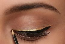 Make-up EYEdeas / by Katherine Bartos