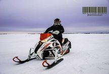 Motoneige / Les moments captés quand on peut profiter de l'hiver en motoneige.