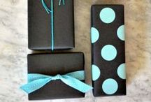 Pretty Packaging / Ideas for wrapping packages with love and creativity