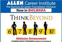 ALLEN Career Institute, Bhilwara / ALLEN Career Institute's Pre-Nurture Division Classes Now in Bhilwara. 7-J-9 R. C. Vyas Colony  Bhilwara (Rajasthan) 311001 Ph : 01482-230300 Mob. : 92140-56788 Email : bhilwara@allen.ac.in