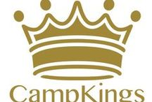Camping Gear by CampKings / CampKings Australia sell a range of solo set up tarpaulin shelter kits, tarps, poles, ropes, pegs and accessories - quality products at great prices. A genuine Family camping goods supplier in Sydney and fast delivery available Australia wide!