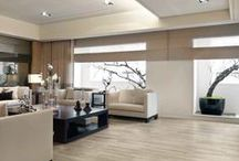 Wood Looks / Tiles that look like wood. The warmth and beauty of wood without the maintenance or cost.