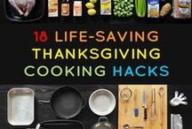 "How to Host Thanksgiving / Whether it's your first or 50th time hosting the ""big dinner"" these are a ton of tricks and tips to make this Thanksgiving the best you could possibly make it."