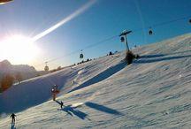 Ski and free / Moje pasje ...
