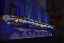 Design for Theatre / KLAD's theatrical set design