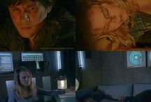 """The 100 / """"Who we are and who we need to be to survive are very different things."""" - Bellamy Blake, The 100"""