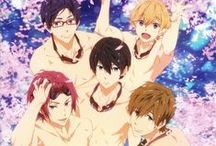 Free! Eternal Summer / Attractive swimmers <3 <3 <3