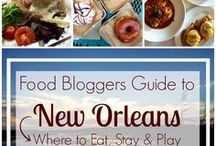 Food Blogger Travel Guides / Where to eat, stay and play in different cities across the globe, these food blogger travel guides will show you the best restaurants, hotels, hikes and more!