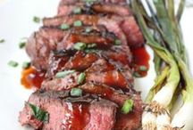 Sous Vide Recipes / Sous Vide recipes featuring meats, vegetables and more cooked in a sous vide!