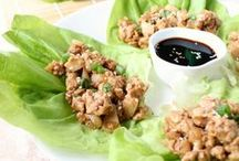 Chinese Recipes / Chinese recipes for lettuce wraps, lo mein, potstickers and more! Ditch the take out and make these easy Chinese recipes at home!