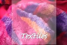 Best textile projects / The most creative textile projects, fiber designs, unusual caps, scarves, sweaters, shawls, socks, textile jewelry; best knitting, crochet, weaving, embroidery etc.