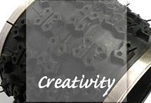 Creativity - high level / Most beautiful handmade projects, unusual handmade design, art of living, most creative handmade items, art and design, best design,