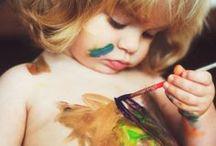 art - inspiring children / children art / by Anne Lund Sørensen