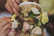 Hair from Heaven / #Bridal #Updos #hair