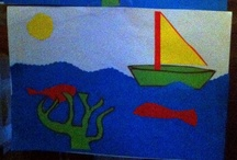 Collage marino