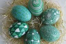 Pasqua / Idee per lavoretti e decorazioni di Pasqua.