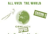 All over the world !  / Venez découvrir le Dossier Maudit !