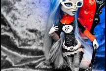 Dolls  / by Guinevere D'Amico