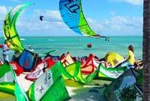 Kiteboardin' N The KEYS / by Sadi Bosco