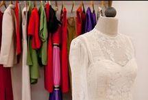 NIHIL OBSTAT. Couture made in Spain. / Marca española de prêt-à-porter, creada por los diseñadores Javier Martín y Armiche Rodríguez.