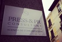 We are on Instagram / Follow us on Instagram!  instagram.com/presspr_consultant