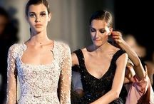Elie Saab / Elie Saab's sparkling and elegant designs on a Pinterest board.