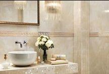 Luxusné kúpeľne / Ak sa chcete inšpirovať prinášame vám zaujímavé projekty kúpeľní. Kompletnú ponuku obkladov a dlažieb nájdete na http://www.maag.sk/kategoria/obklady-dlazby/