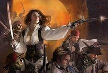 Lady Pirates / RPG inspiration