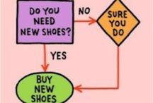 I love shoes <3 / Sko sko sko