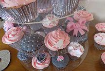 Suzy wedding cupcakes / Inspiration