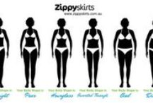 Body shapes and clothes