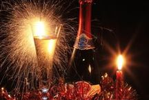 NEW YEARS EVE Night / by Sadi Bosco