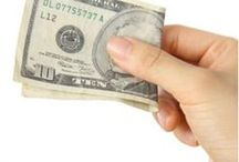 Money / Everything from budgeting to frugal tips to earning money, saving money, and putting it in the bank.