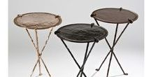 METAL MANIA - Side Tables