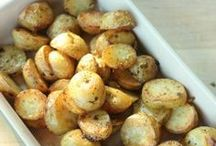 Side Dish Recipes / Recipes and menus for delicious side dishes; from quick & easy to crockpot sides to involved but wonderful...